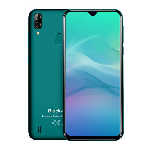 Blackview A60 Pro 3+16GB 4G Smartphone Green