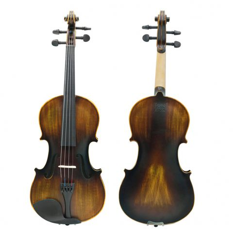 IRIN Solidwood Matte Violin - AV-206