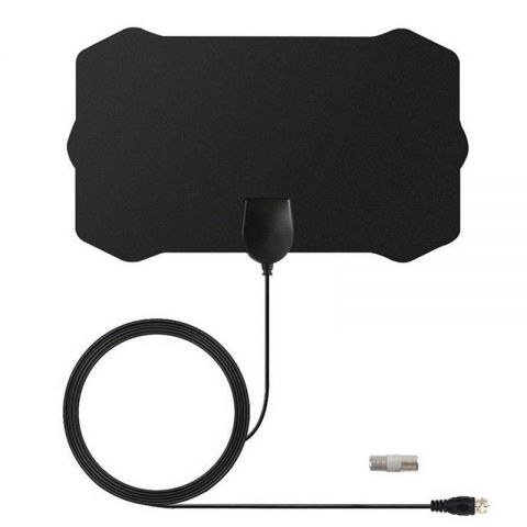 HDTV Digital HD Antenna Black