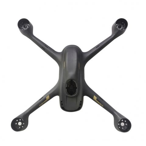 Upper Shell & Lower Shell Hubsan-Black