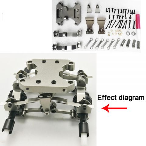 Chassis Accessories Modified Metal Parts