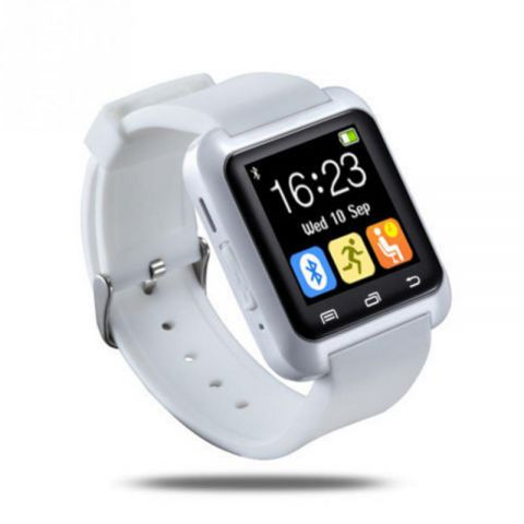 U8 Fashion Bluetooth Smart Watch - White